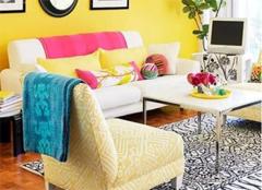 简约风格色彩巧搭配,打造舒馨的家
