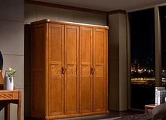 选购实木衣柜要用对方法,别浪费钱!