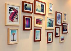 照片墙清洁保养不能少  定格最美好的瞬间
