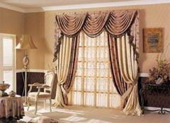 欧式窗帘 你不敢相信如此美丽