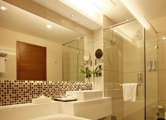 浴室装修也能这么美 你是不是有点后悔
