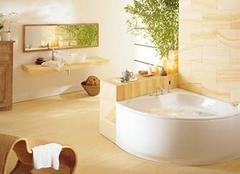 卫生间瓷砖有了污垢怎么办?