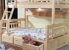 为什么家长偏爱松木儿童床?这些优势是最好的证明