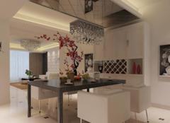 餐厅吊顶怎样做才能营造优雅的气氛?