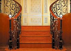 铁艺楼梯的保养常识,轻松帮你搞定