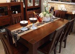 家用餐桌应该如何保养?听听小编怎么说?