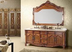 浴室柜选购技巧,多方面来考虑
