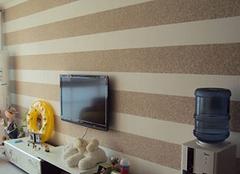 硅藻泥背景墙好不好?颜值高就是任性