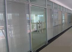 办公室玻璃隔断墙的保养方法,不一样的清洁体验