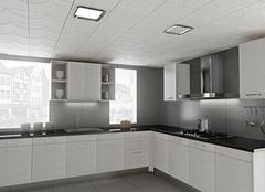 厨房吊顶用哪种材料比较好?看了不留遗憾