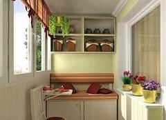 阳台储物柜用什么材料比较好?