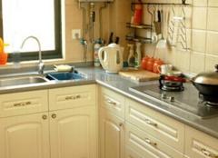 小厨房装修秘籍  助力完美逆袭