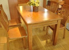 橡木家具这样选购,你还喜欢?