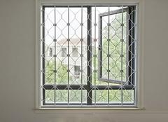室内防盗窗有哪些优点?看这里