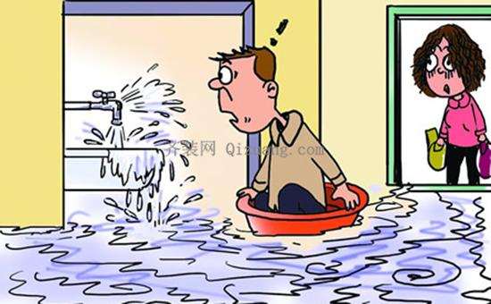 水龙头漏水
