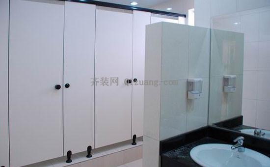 卫生间隔板材料