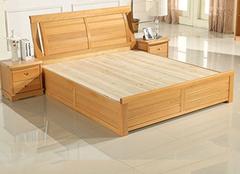 榉木床选购要点,别让假象骗到你