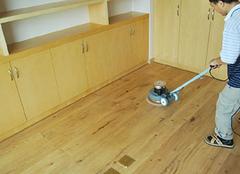 木地板翻新需注意,用对方法才是硬道理