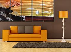 客厅装饰画的清洁与保养,你一定没见过