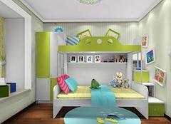 儿童房装修注意事项,安全可靠最重要