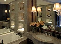 卫生间镜前灯选购小技巧,爱美女生看过来