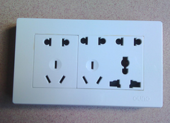 你能辨别家用插座的优劣吗?