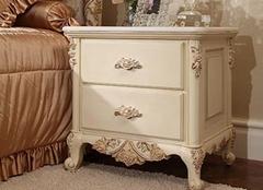 如何选购实木床头柜?让你不留遗憾