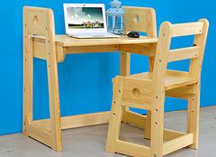 这样挑选儿童书桌,孩子一定很喜欢