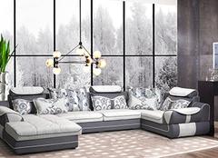 布衣沙发和真皮沙发,哪个你想带回家?