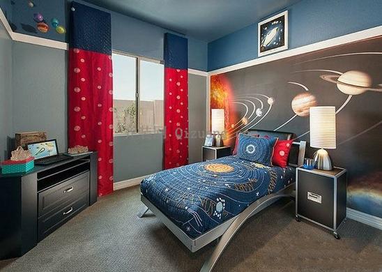 男童卧室装修