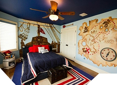 男童卧室怎么装修童趣?这几种值得拥有!