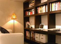 书房设计的原则,你懂吗?