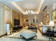 欧式风格客厅,你最好的选择!