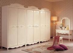 如何选择欧式衣柜?四步告诉你