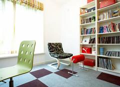 简约书房设计理念-快来看!