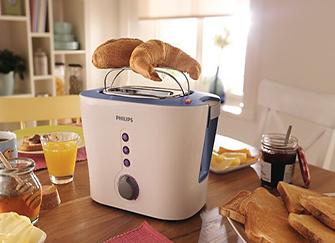烤面包机的使用 吃货们的福利之选
