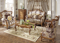 田园沙发的五种类型介绍!