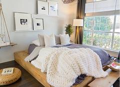 看外国白领卧室装修 简单舒适清爽