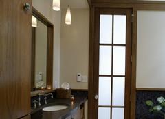 厕所门的三种选择,你知道吗?