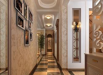 走廊吊顶装修效果图 你的一见钟情之选