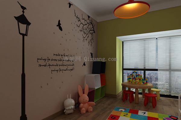 室内手绘墙