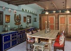 混搭风格厨房装修案例图 让厨房魅力更多!