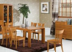 保养原木家具的妙招,你都知道么?
