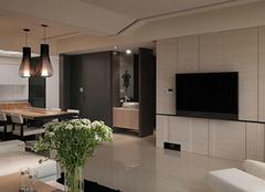 3大客厅电视背景墙装修讲究 瞬间提高档次!