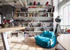 32平Loft公寓装修效果图 彰显阳光自由屋