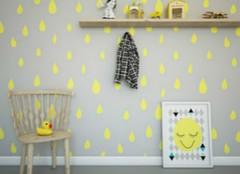 对于儿童房,我们应该选择哪种壁纸?