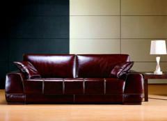真皮沙发的选购窍门有哪些?