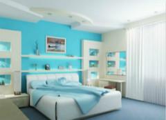 卧室颜色的搭配法则,你都了解么?