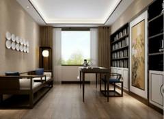新中式书房的装饰要点有哪些?