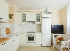 厨房装修:布局的七大禁忌